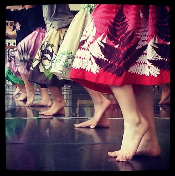hula dance hawaii