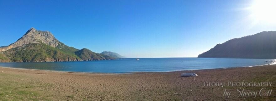 Adrasan Turkey beach