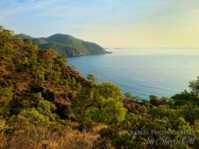 tekirova lycian way