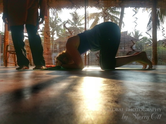 yoga India