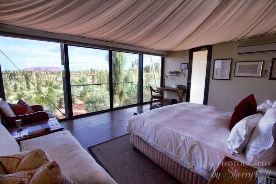Best view Uluru