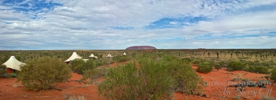 Luxury accomodation Uluru