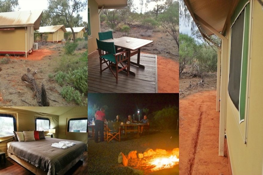 Outback Glamping Kings Canyon