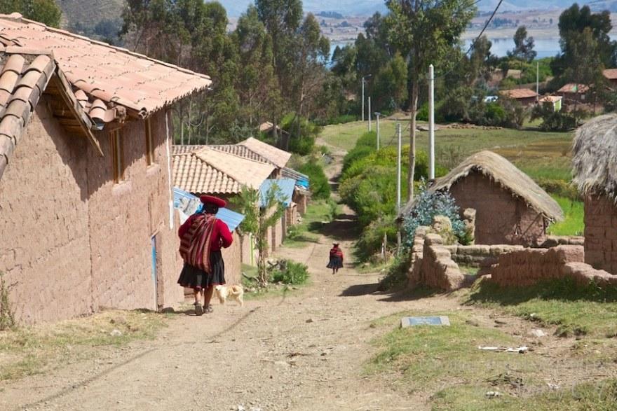 Sacred Valley Village Visit