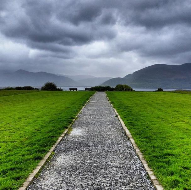 Killarney scenic lookout