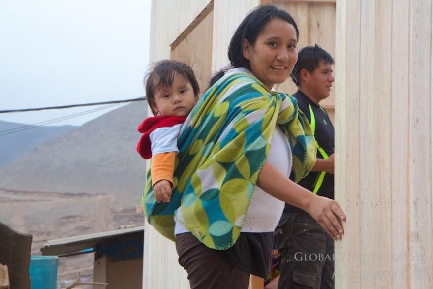 Las Laderas Volunteering