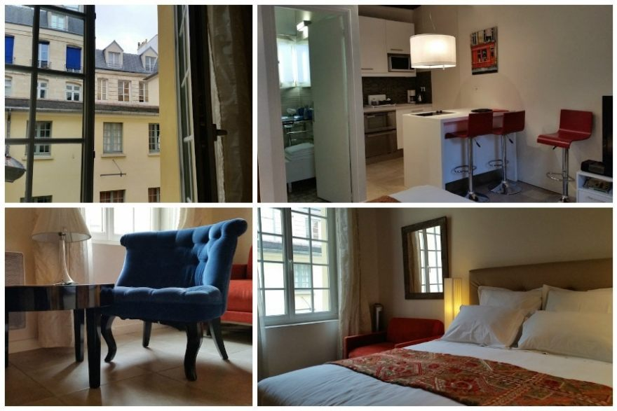 Paris holiday apartment