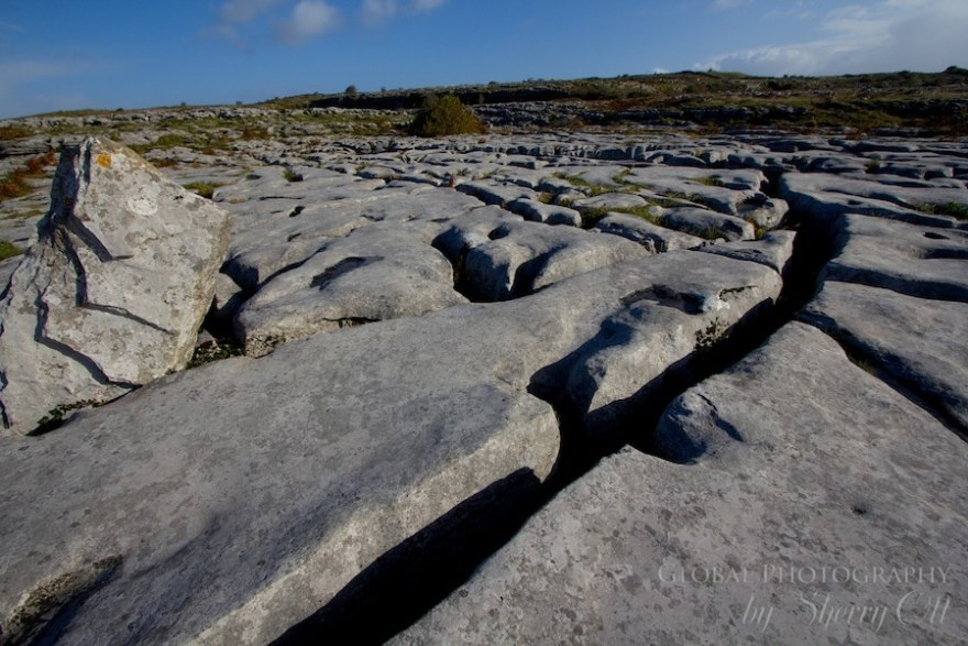 The burren ireland photo
