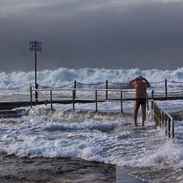 Ocean Pool Mona Vale