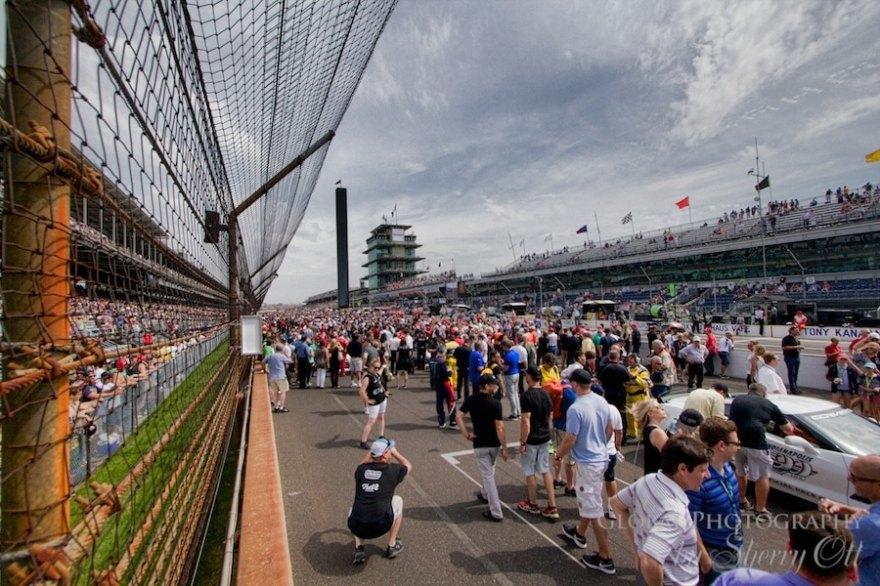 Indy Car VIP