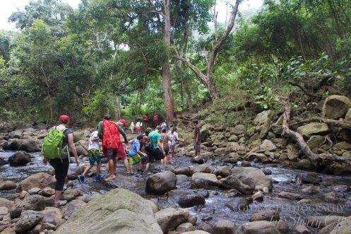 Halawa Valley Molokai Hike