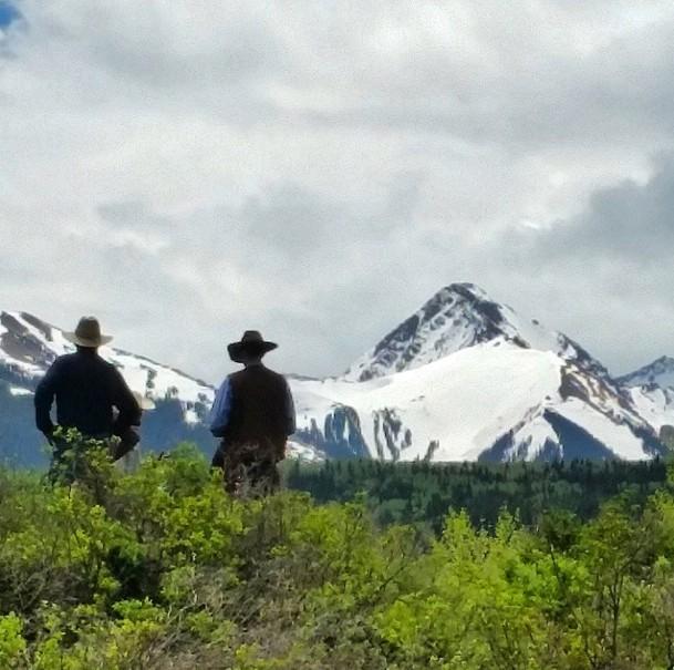 Colorado Rocky Mountains Cowboys