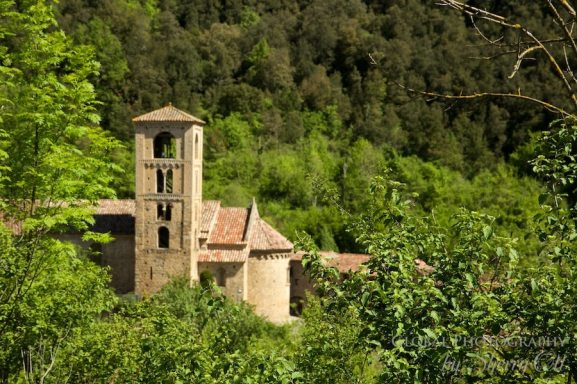 Beget is tucked away in the mountains