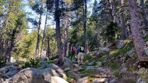 Hiking with Eduard Jornet