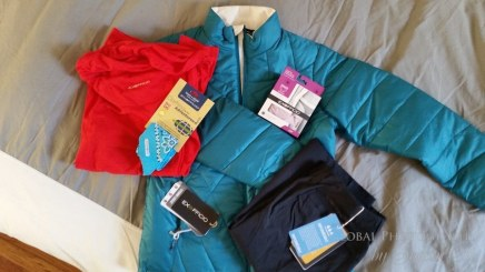 My Storm Logic jacket and other Exofficio gear I love!