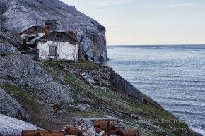 Cape Dezhnev russia