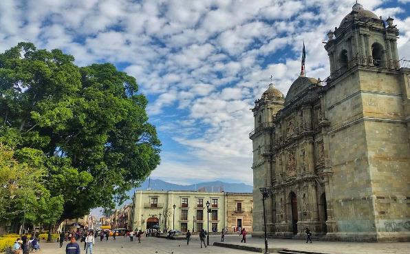 Oaxaca zocolo