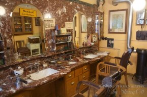 Altenburg Germany barber museum