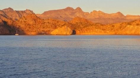 Sea of Cortez landscape 2