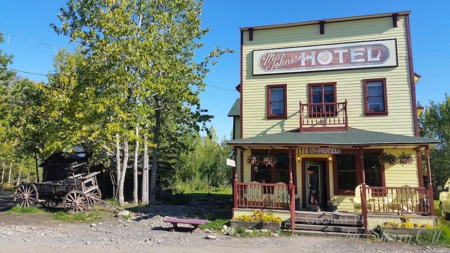 Ma Johnsons Hotel McCarthy Alaska
