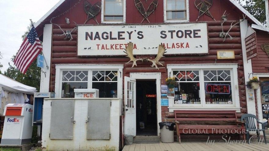 Talkeetna Alaska Mayor Stubbs