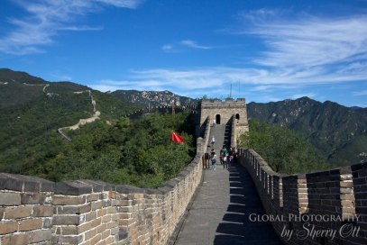 traveling to china great wall