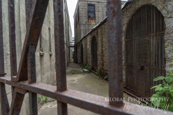 abandoned prison philadelphia