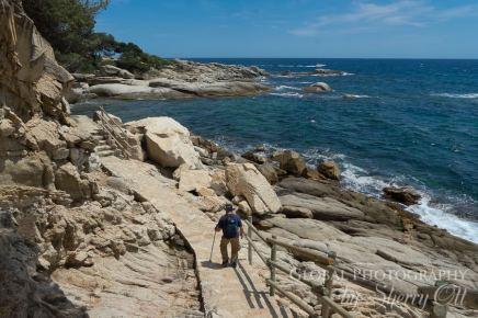 cami de ronda trail thru hike