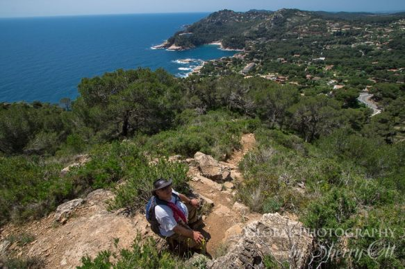 begur hiking spain
