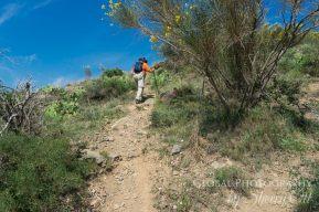 hiking portbou costa brava