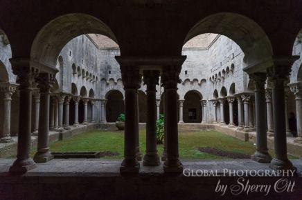 Girona Monastery