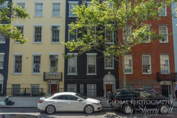 Greenwich Village buildings