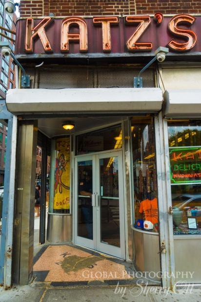 Lower East Side Katz's Deli