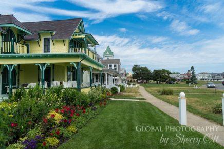 Marthas Vineyard Oak Bluffs homes