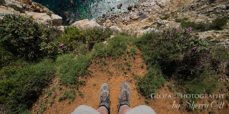 camino De Ronda Cliffs