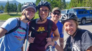 Breckenridge family travel