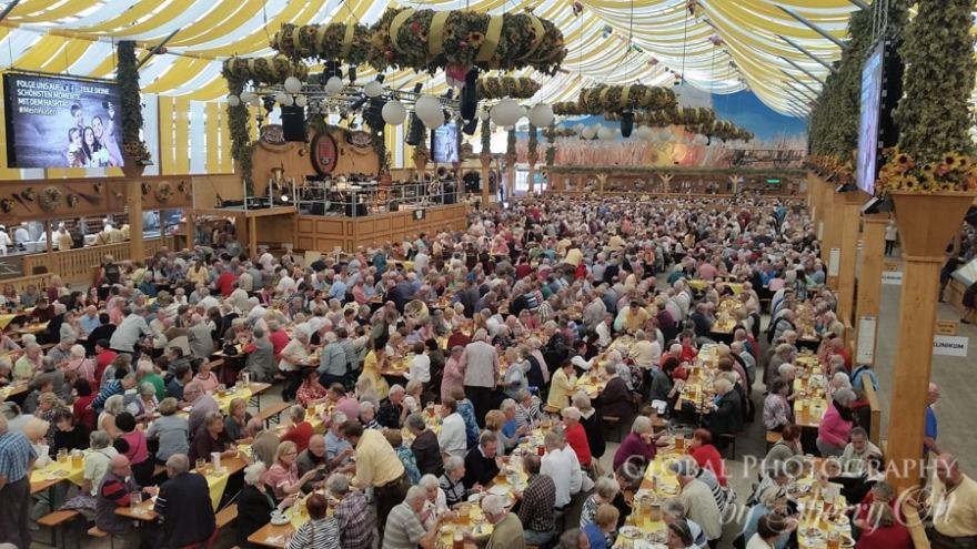 Volksfest stuttgart