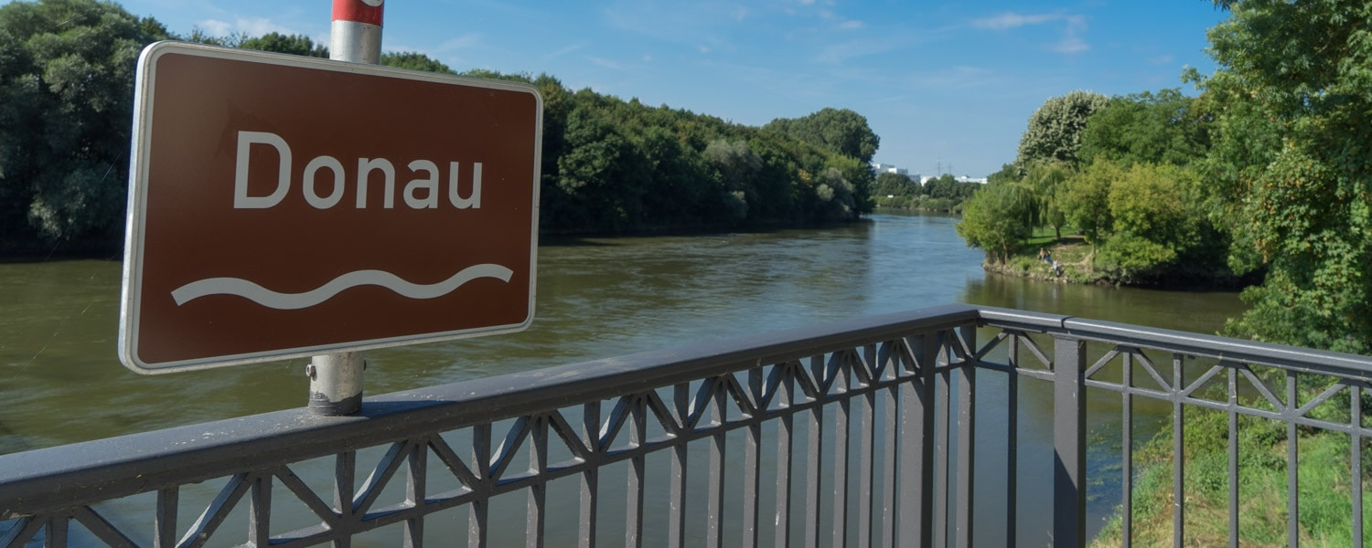 danube river facts