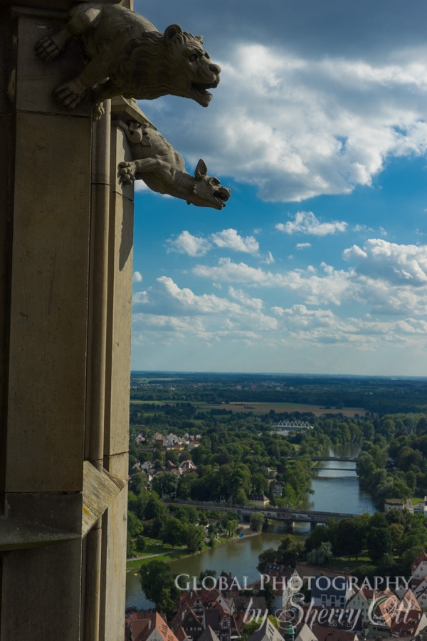 Ulm Minster stair climb