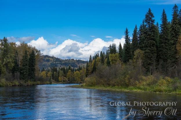 Horsefly River