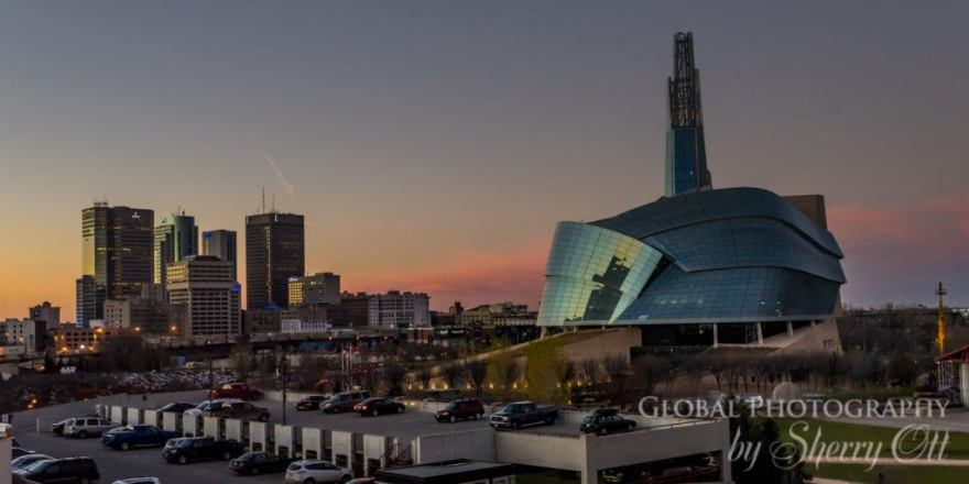 Canadian Museum for Human Rights Winniepg