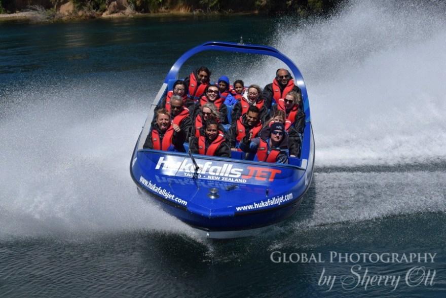adventure travel new zealand jetboat