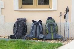 hiking gear backpacks