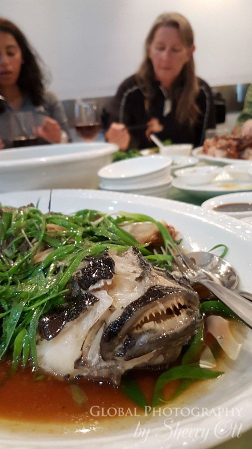 Chinese Christmas Dinner