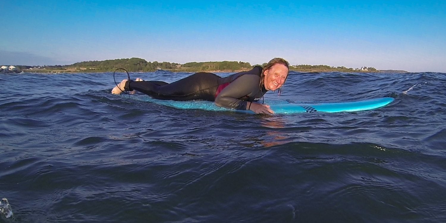 Fun things to do in Maine Surfing