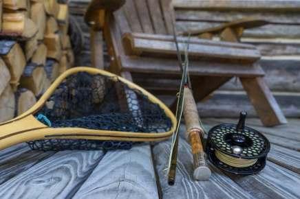 fishing lodge maine
