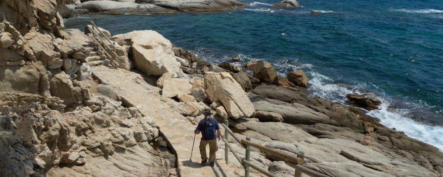 Cami de Ronda Trail