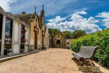 Castello dempuries cemetery