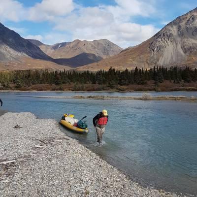 kayak lake clark national park
