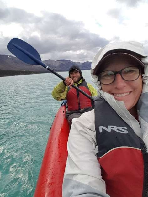 twin lakes alaska kayak
